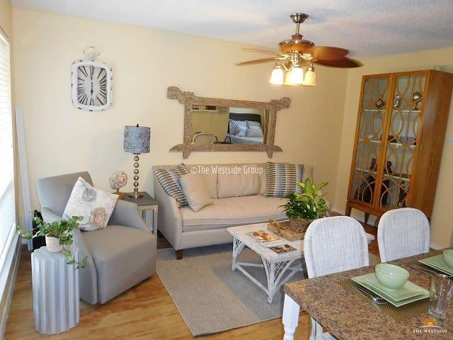 furnishing ideas on studio floor plan