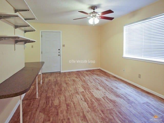 studio apartment floor plan ut austin's west campus
