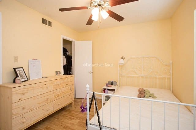 bedroom apartment near ut austin