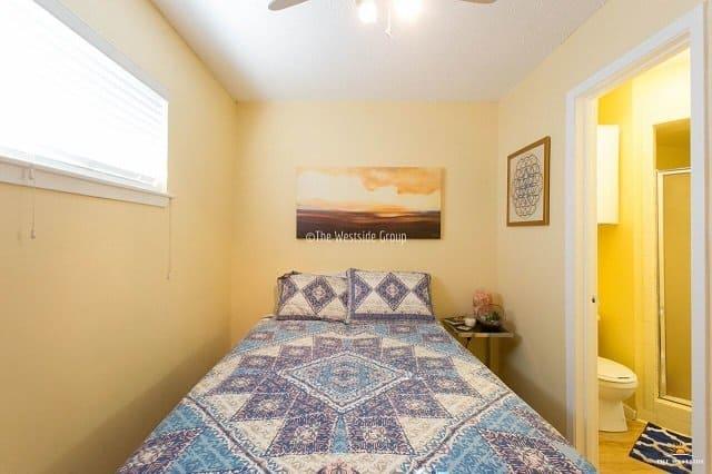 bedroom area spot