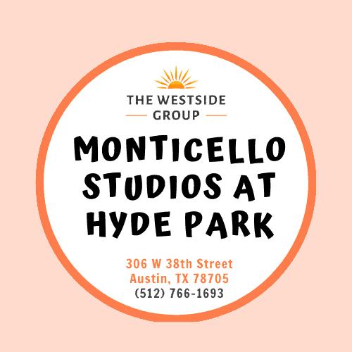 Hyde Park Austin Studio Apartment
