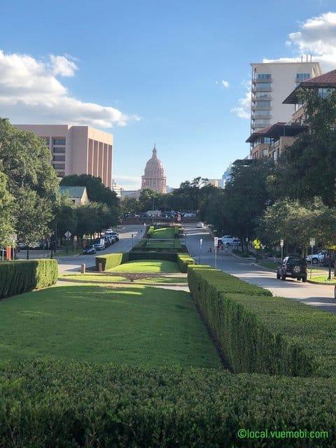 Congress Avenue Capitol Building